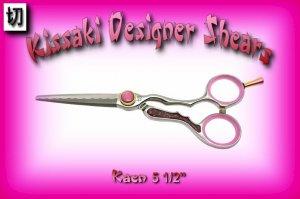 Kaen 5.5 inch Professional Designer Hair Shears / Scissors