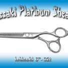 Kissaki Platinum Series Pro Hair Stylist 6 inch Ishizuki 32 tooth Thinning Shears Salon Scissors