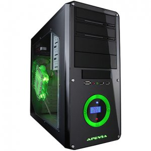 POWER PLANT GAMING i7 860 INTEL DP55WP P55 COMPUTER SYSTEM *BRAND NEW*