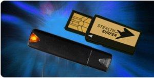 STEALTHSURFER III INTERNET PRIVACY & SECURITY 8GB USB DRIVE