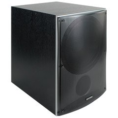 "MTX CT12SW 12"" 50w RMS WIRELESS READY POWERED SUBWOOFER"