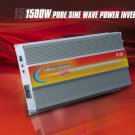 POWER JACK PURE SINE WAVE POWER INVERTER 3000 WATTS MAX 1500 WATTS