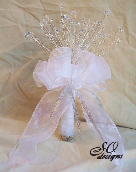 Swarovski Crystal Bridal Bouquet-Small