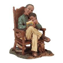 30263-grandpa And Child