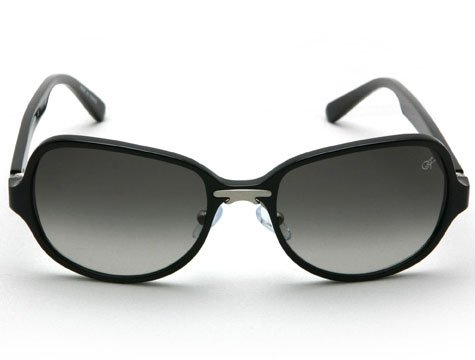 Proenza Schouler Retro Sunglasses - Black