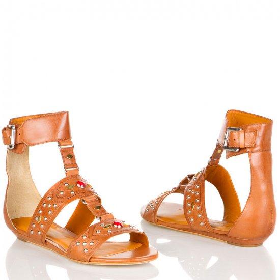 Pour La Victoire Jeweled Gladiator Sandal - US 9