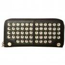 Be&D Large Garbo Wallet Wristlet - Black