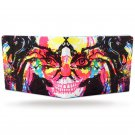 Paperwallet Tenebrini 'Crazy Clown' Waterproof Wallet