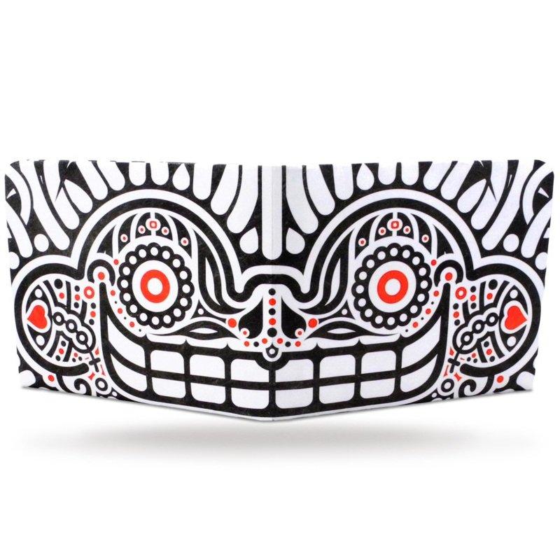 Paperwallet Matacho 'Aztec Smile' Wallet
