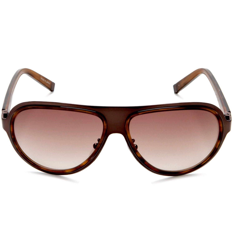 John Varvatos Aviator Sunglasses - Brown