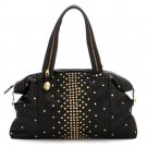 Be & D Studded Roxy Luxe Satchel
