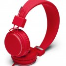 Urbanears Plattan Plus Headphones (Red)