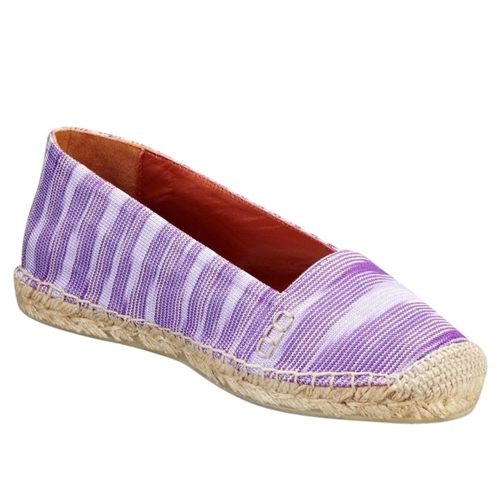 Missoni Slip-on Espadrille Flat - Viola - EU36 - US6