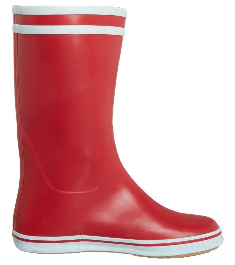 Aigle Malouine Rain Boot - Red - EU 40 (Men 7.5, Women 9.5)