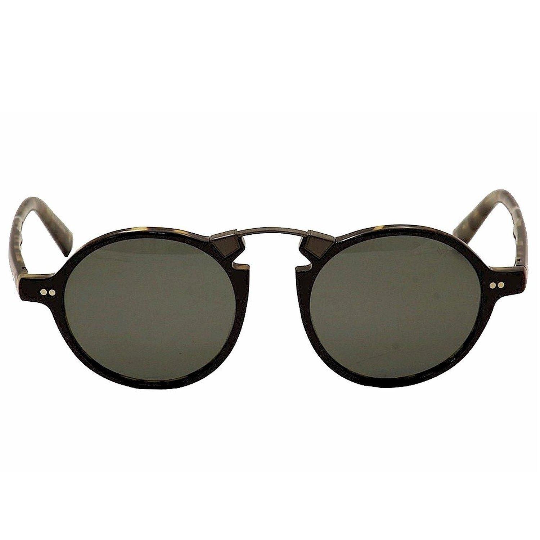 John Varvatos Crosby Polarized Sunglasses - Black/Tortoise