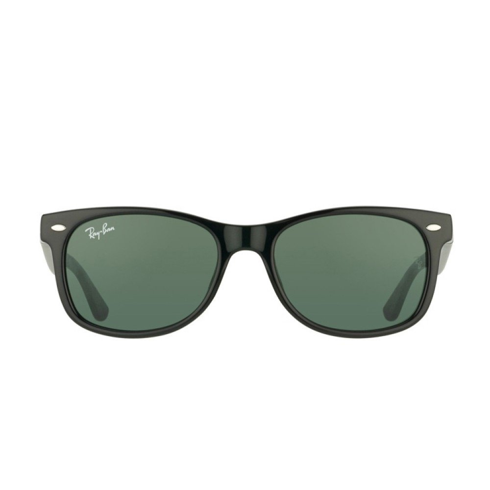 Ray-Ban Jr New Wayfarer Sunglasses - Black - 48mm