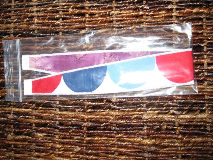 Patriotic and Venuss 1.5 inch Alice Wrap