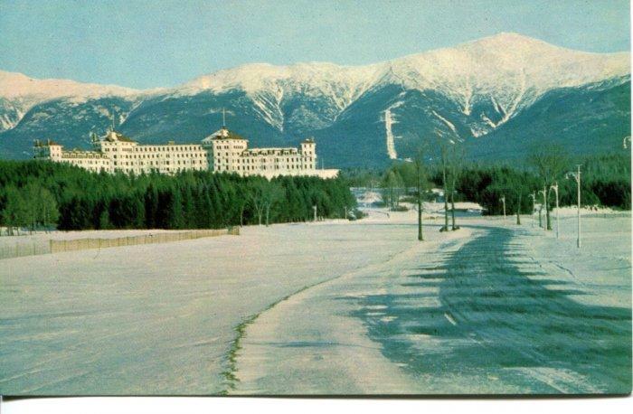 Mount Washington Hotel Post Card