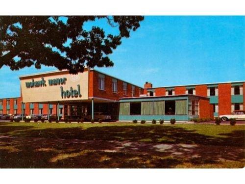 Mohawk Manor Hotel Philly US 1 Pennsylvania  Post Card