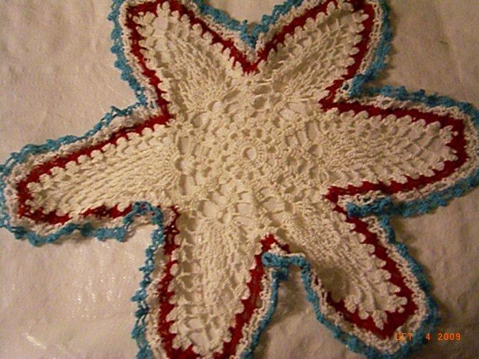 Doilies (Hand-made Crochet / Knit)