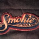 SMOKIE iron-on PATCH prism logo VINTAGE 70s!