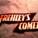 FREHLEY'S COMET iron-on PATCH logo kiss ace VINTAGE