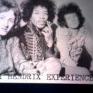 JIMI HENDRIX EXPERIENCE POSTCARD B&W band pic IMPORT