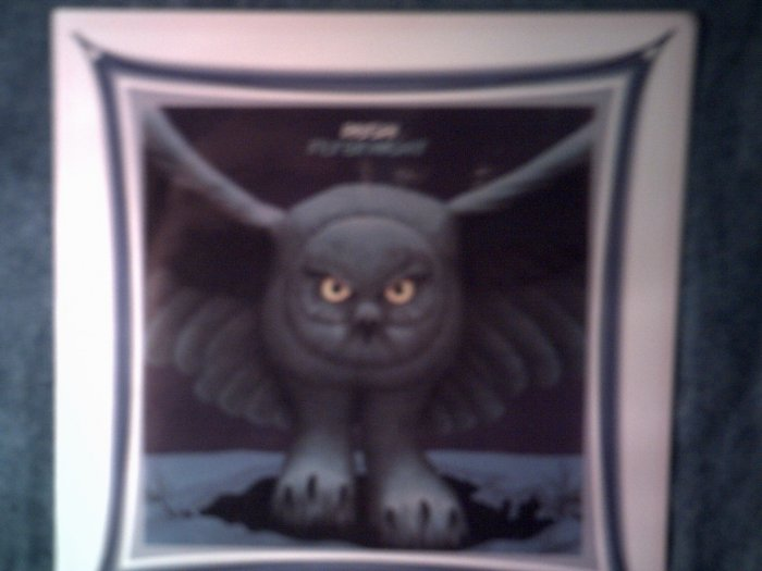 RUSH STICKER Fly By Night owl NEW!