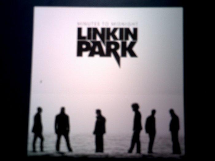 LINKIN PARK STICKER Minutes to Midnight PROMO SALE