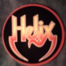 HELIX STICKER round logo NEW!
