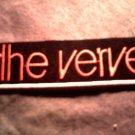THE VERVE iron-on PATCH logo VINTAGE 90s!