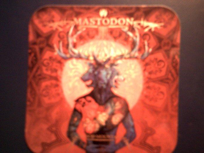 MASTODON STICKER Blood Mountain PROMO SALE