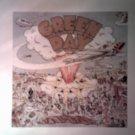 GREEN DAY STICKER Dookie album art BIG!