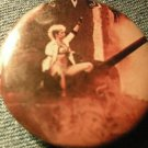 THE PLASMATICS PINBACK BUTTON tank wendy o williams punk VINTAGE