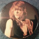 RANDY RHOADS PINBACK BUTTON color pic ozzy osbourne
