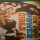 SPICE GIRLS sew-on PATCH Power band pic IMPORT