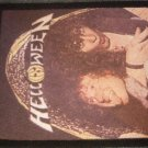HELLOWEEN sew-on PATCH color pic VINTAGE