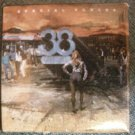 38 SPECIAL PINBACK BUTTON square Special Forces VINTAGE