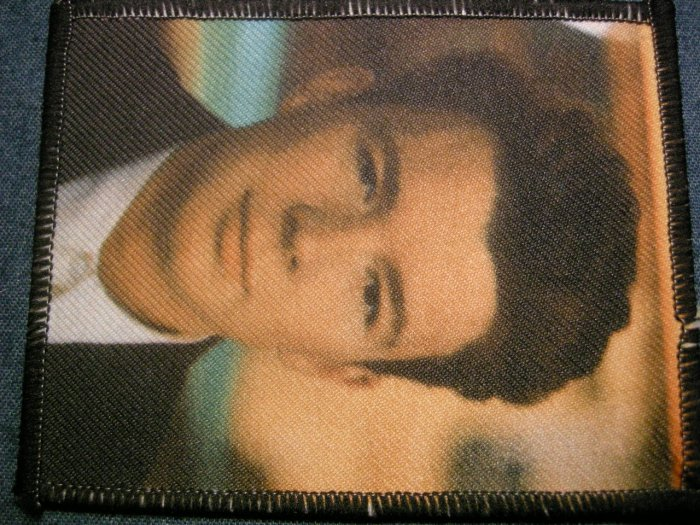 RICK ASTLEY sew-on PATCH color photo IMPORT
