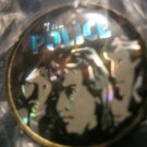 THE POLICE TACK PIN regatta de blanc sting button VINTAGE 80s!