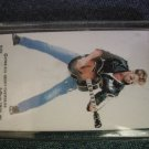 GEORGE MICHAELS KEYCHAIN wham w/guitar key chain VINTAGE