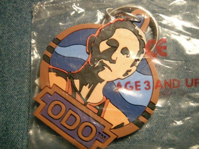STAR TREK KEYCHAIN Odo deep space nine DS9 key chain NEW!