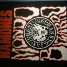 THE RAMONES BACKPATCH Mondo Bizarro punk patch IMPORT