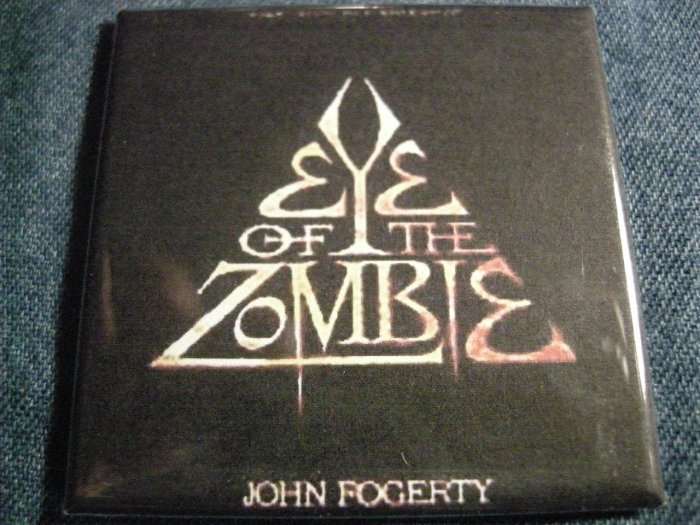 JOHN FOGERTY MAGNET Eye of the Zombie creedence clearwater revival ccr VINTAGE