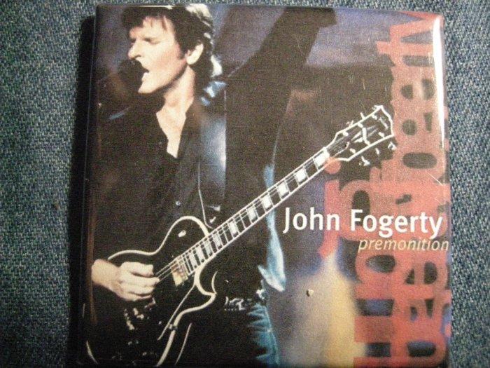 JOHN FOGERTY MAGNET Premonition creedence clearwater revival ccr VINTAGE