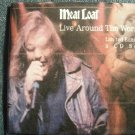 MEAT LOAF MAGNET Live Around the World meatloaf VINTAGE