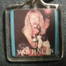 VAN HALEN KEYCHAIN David Lee Roth pic key chain VINTAGE 80s!
