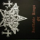 DARK FUNERAL BACKPATCH Ineffable Kings of Darkness IMPORT