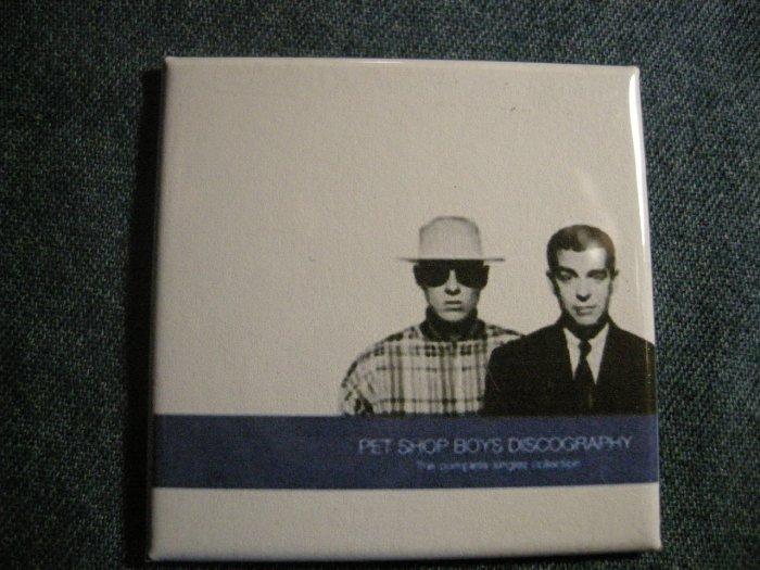 THE PET SHOP BOYS MAGNET Discography VINTAGE