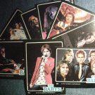 THE BABYS TRADING CARDS 1979 Rock Stars john waite LOT OF 8!